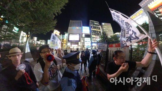 """[르포]""""한국 죽어라""""서 교묘한 타깃 변경…자성론 부른 日헤이트 스피치"""