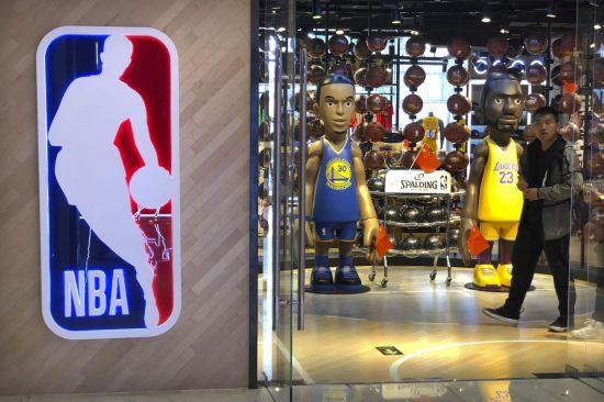 '홍콩 시위 지지' 트윗에…NBA와 협력 중단하는 중국 기업들