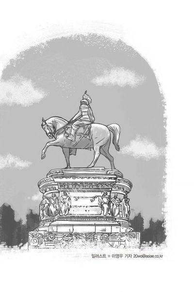 [윤재웅의 행인일기 63] 베네치아 광장에서