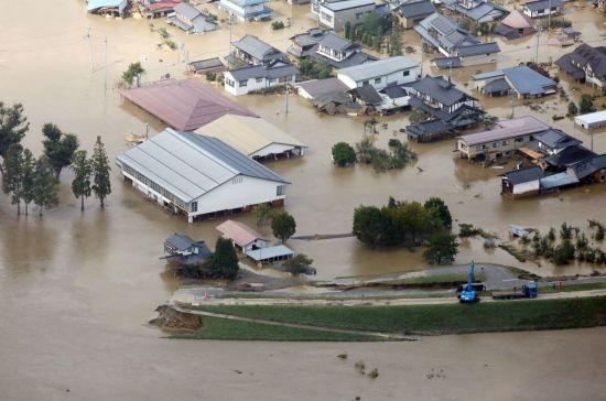태풍 하기비스 강타한 일본, 최소 31명 사망…부상자 186명