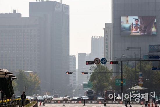 """""""겨울 미세먼지 대응""""‥한 달간 전국 운행차 배출가스 특별단속"""