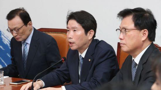 """""""공수처 우선처리"""" 강공…與, 포스트 국감 주도권 잡기"""