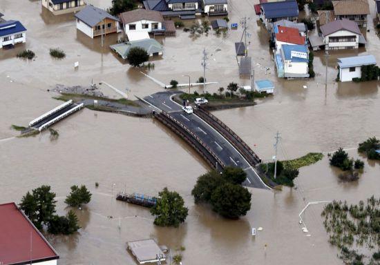 너구리도 日로 온다…폭우 예보에 즉위행사 '노심초사'