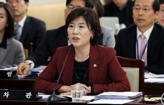 """윤지오 지원 익명 기부금 낸 여성가족부 차관 """"미숙한 판단"""" 사과 (종합)"""