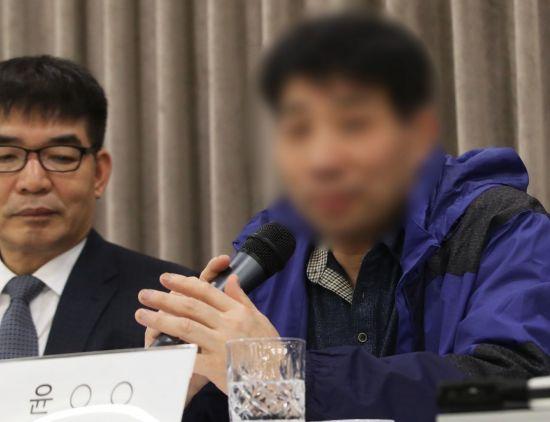 """""""나는 무죄, 지금 경찰 100% 믿는다"""" '화성 8차' 20년 옥살이 윤씨 재심 청구"""