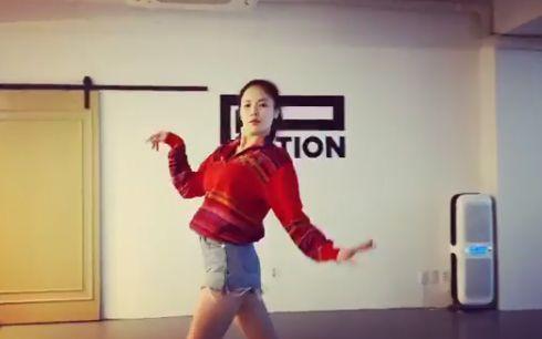[포토] '춤선이 다르네'