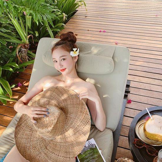 [포토] 박지영 아나운서 '발리의 여신'