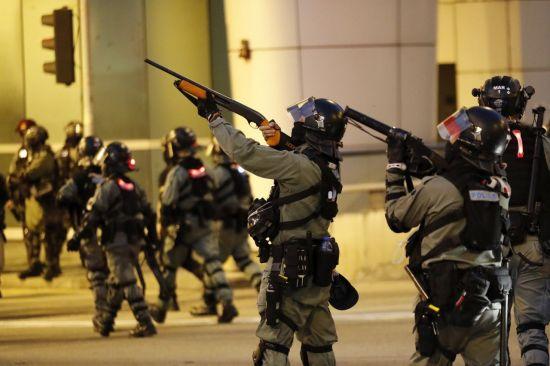 홍콩 경찰, 치안강화 위해 대거 충원…8일 대규모 시위서 충돌할까