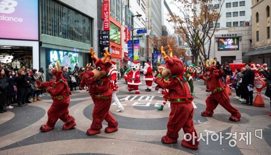 [포토]먼저 만나는 크리스마스 축제