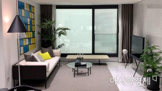 [봐봐 홈 TV] 혁신 설계로 가득찬 공간, '아크로 갤러리'를 가다