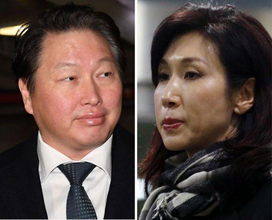 최태원-노소영 재산분할 소송…왜 SK(주) 지분 요구했나