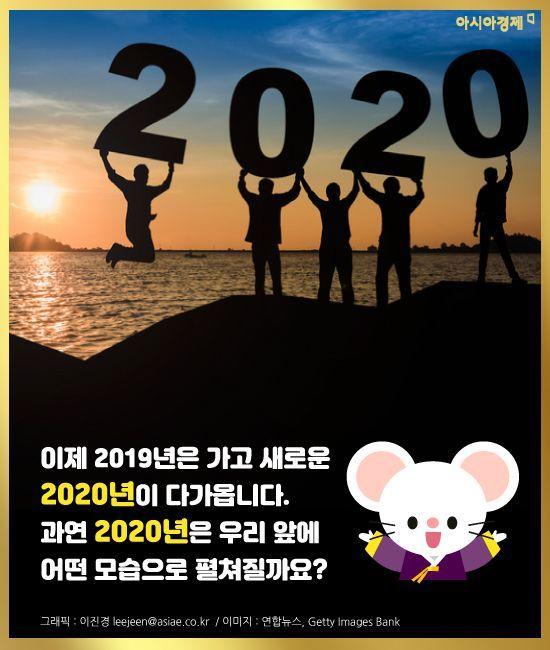 [카드뉴스]2019 기해년 사진으로 보는 월별 이슈