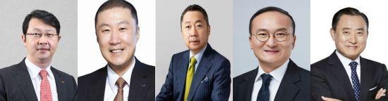 CES 찾은 CEO들, 미래기술 열공모드