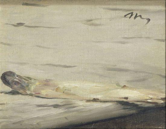[이미혜의 그림으로 읽는 서양예술사] 마네의 '아스파라거스 다발', 진리·권력을 묻다