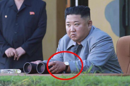 김정은의 명품사랑…北, 스위스 시계 수입 2배 증가