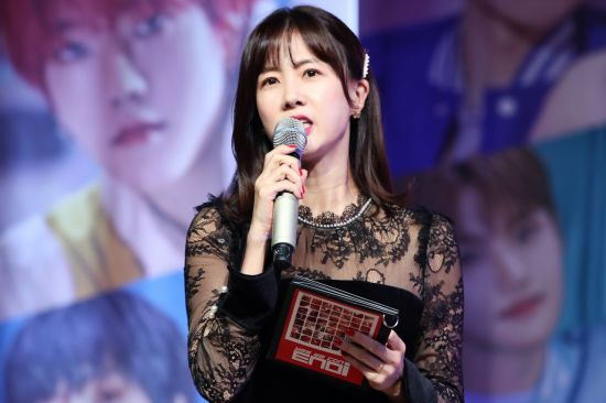[포토] 박소현 '우아한 시스루'