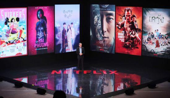넷플릭스·디즈니, 'OTT 격전' 해외로…K콘텐츠도 각광
