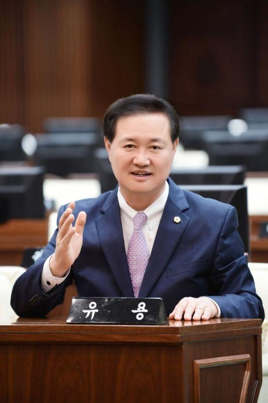 유용 서울시의회 기획경제위원장, 2020년 동작 지역 예산 2143억 확정