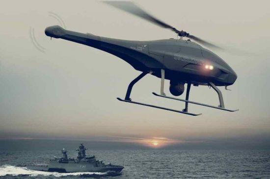중국이 개발하고 있는 AV500W는 군사용 목적으로 개발된 경량형 수직이착륙 전술무인기(VTUAV)다.