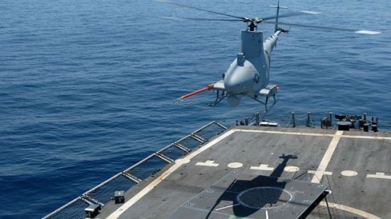 일본 해상자위대가 도입할 무인헬기는 미 해군이 사용하고 있는 MQ-8C 모델이 유력하다.