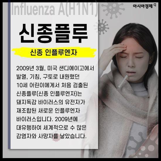 [카드뉴스]우리나라를 공포에 떨게 했던 5대 전염병