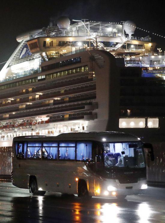호주정부도 日 크루즈선 탑승 자국민 200여명 대피 계획 밝혀