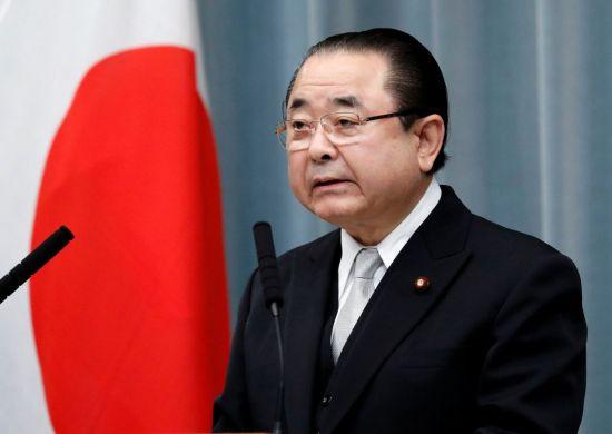 """日각료 """"후쿠시마 수산물, 한국보다 깨끗"""" 공개 비난"""