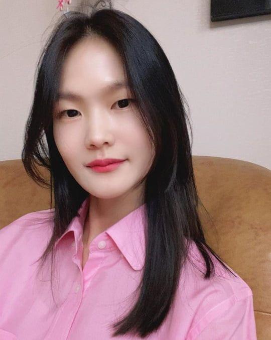 [포토] 김경진의 '모델 예비신부'
