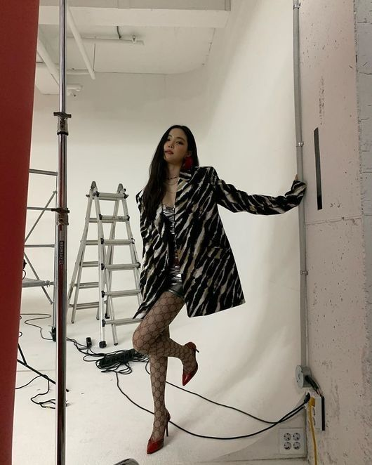 [포토] 손나은 '치명적인 매력'