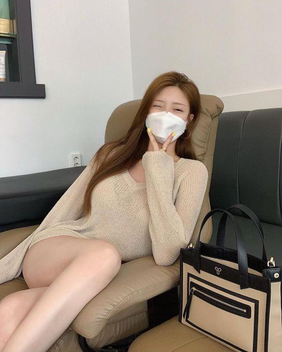 [포토] 최소미 '매력적인 각선미'