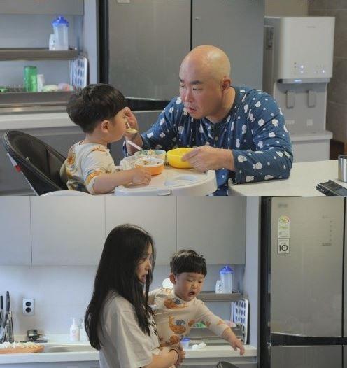 """'아빠본색' 길, 아내·아들 첫 공개…""""그동안 아이 있는 것조차 말 못해"""""""