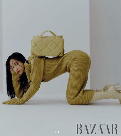 [포토] '가방 어부바'