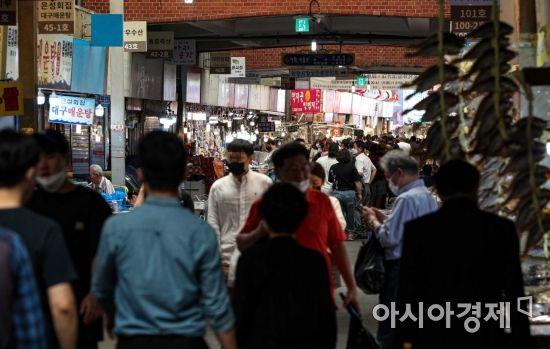 [포토]'광장시장 설립 115주년'