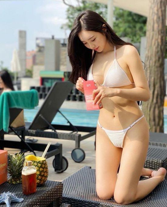 [포토] 연하나 '아찔한 몸매'