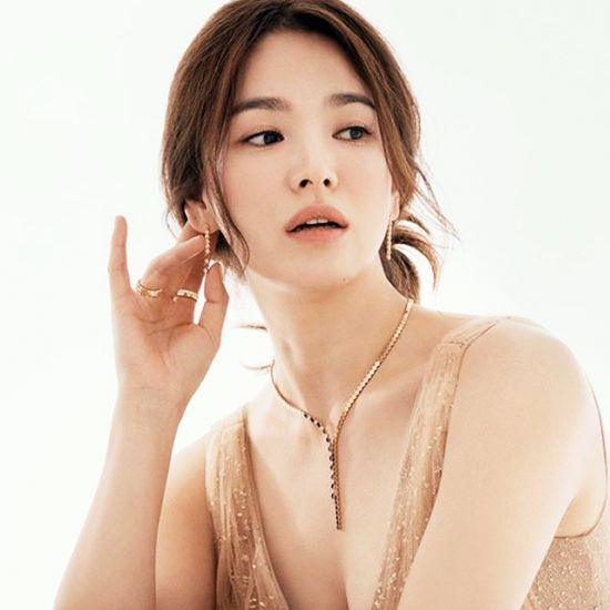 [포토] 송혜교 '레전드 미모'