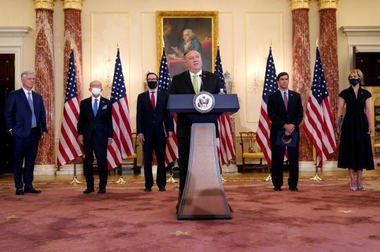 美, 북-이란 미사일 커넥션 경고...北과 협력 이란 관리 제재