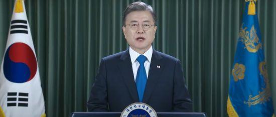 """美 국무부, 文 종전선언 질의에 """"대북 문제는 한미가 단합된 대응"""""""