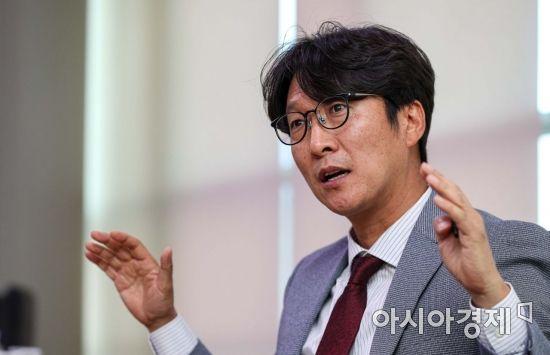 """[아시아초대석]웨이브 대표 """"국내로 끝날판 아냐…글로벌시장 해볼만해"""""""