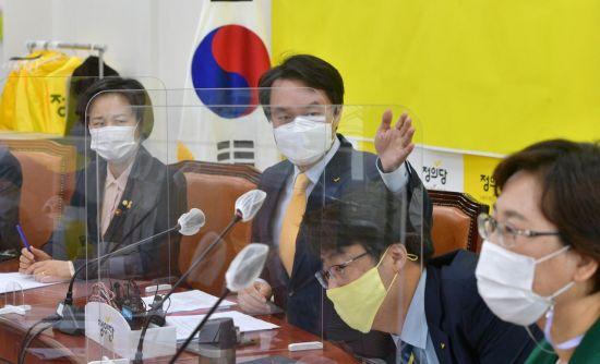 [정치, 그날엔…] 보랏빛 스카프와 정수기CF에 가려진 진보정치 '원석(原石)'