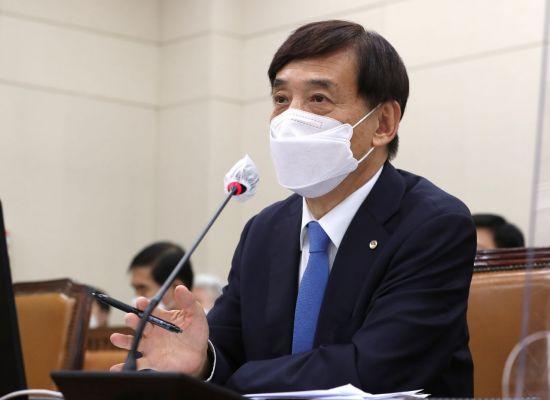"""[2020국감]이주열 """"금통위원 추천제 필요한지 검토해야"""""""