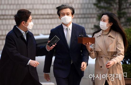 """""""2020년 아들 입대 예정""""이라던 조국…서민 """"두 달 남았다""""일침"""
