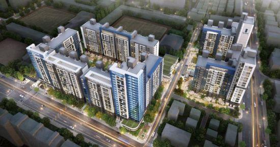 포스코건설, 자양우성1차아파트 리모델링 시공사 선정