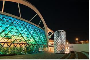 서울식물원 또 하나의 볼거리…'움직이는 엘리베이터'