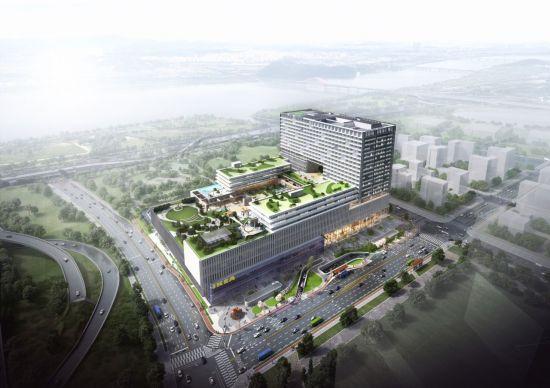 이케아코리아-JKL미래, 고덕비즈밸리 '이케아' 건설용 2500억 PF
