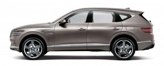 [시승기]디자인·성능 모두 잡은 '럭셔리 SUV' 제네시스 GV80