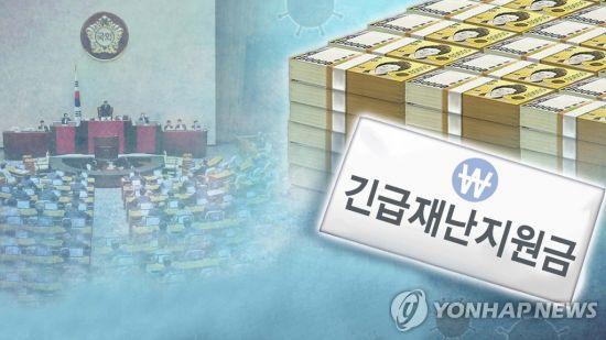 """""""확산 방지 최우선"""" vs """"경제 활성화"""" 3차 재난지원금 수면위로"""