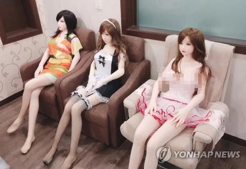 """[단독]""""처녀막 골라달라"""" 리얼돌, 여성 질막까지 옵션으로…여성 비하 우려"""
