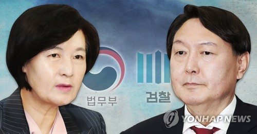 """""""윤석열 직무정지, 文 정부 마비시킬 수도"""" 이코노미스트의 경고"""
