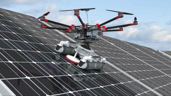 버려지는 태양광 패널 재생기술 개발한 '로봇 박사'