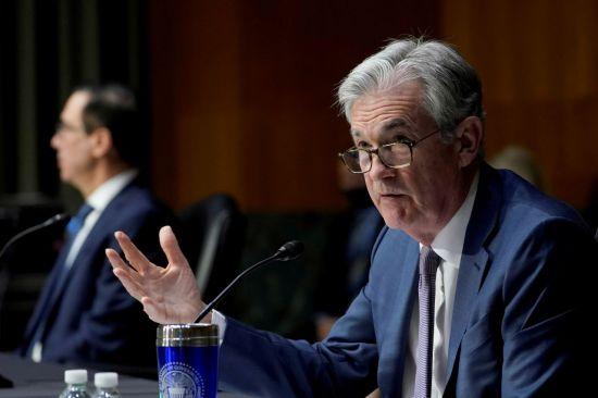 """[속보] 파월 """"경제 전망 매우 불확실""""‥국채금리 언급 안해"""